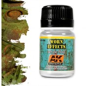 AK interactive Worn Effects Acrylic Fluid - AK Weathering Products - 35ml - AK-088