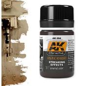 AK interactive Interior Streaking Grime - Streaking Weathering - 35ml - AK-094
