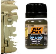 AK interactive Streaking Effects For OIF & OEF - US Vehicles - Streaking Weathering - 35ml - AK-123