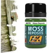 AK interactive Moss Deposit - Deposit Weathering - 35ml - AK-676