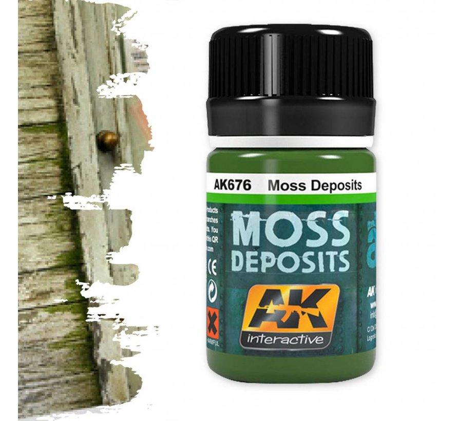 Moss Deposit - Deposit Weathering - 35ml - AK-676
