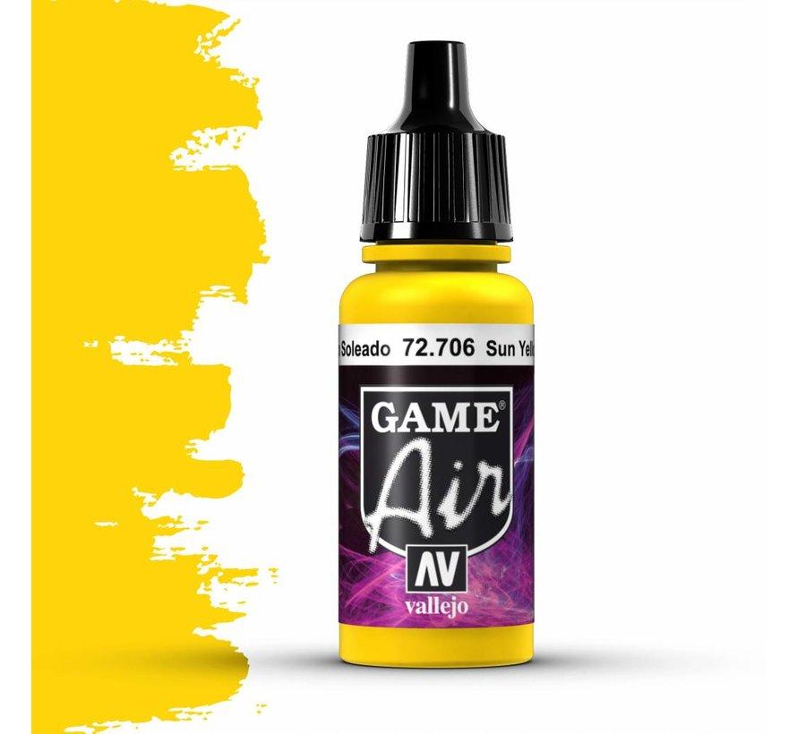 Game Air Sunblast Yellow - 17ml - 72706