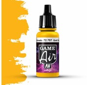 Vallejo Game Air Gold Yellow - 17ml - 72707