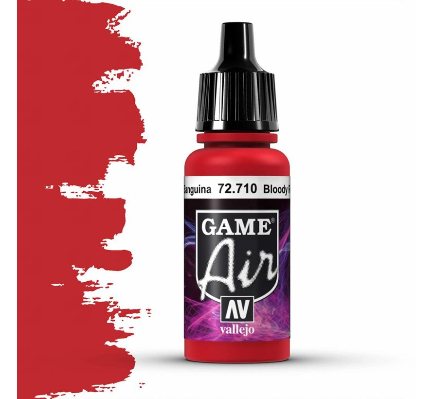 Game Air Bloody Red - 17ml - 72710