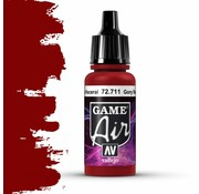 Vallejo Game Air Gory Red - 17ml - 72711