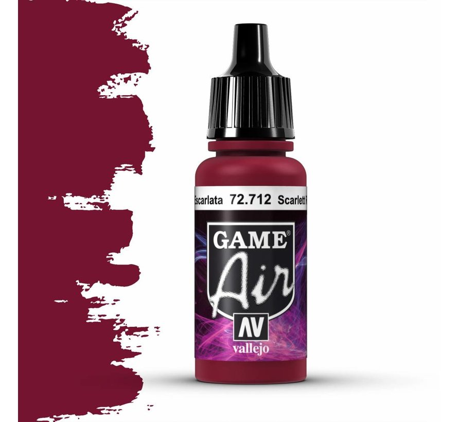 Game Air Scar Red - 17ml - 72712