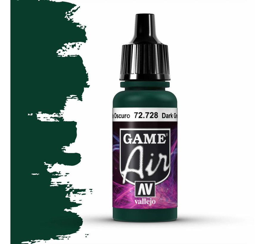 Game Air Dark Green - 17ml - 72728