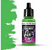 Vallejo Game Air Scorpy Green - 17ml - 72732
