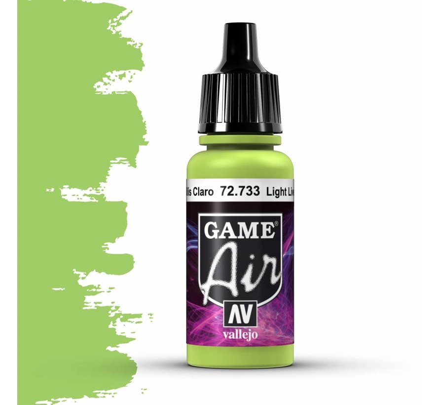 Game Air Livery Green - 17ml - 72733