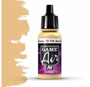 Vallejo Game Air Bone White - 17ml - 72734