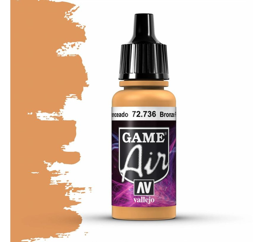 Game Air Bronze Fleshtone - 17ml - 72736