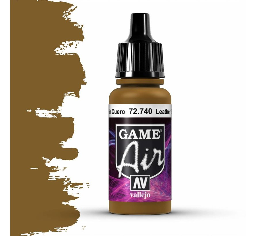 Game Air Leather Brown - 17ml - 72740
