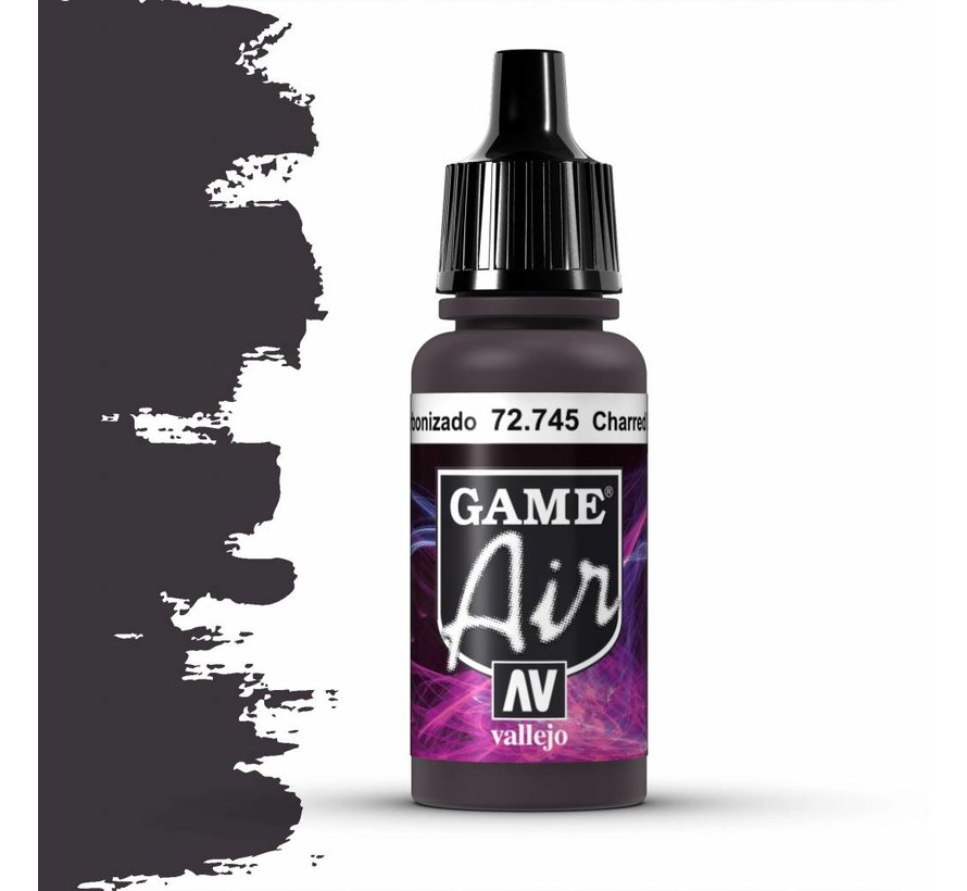 Game Air Charred Brown - 17ml - 72745