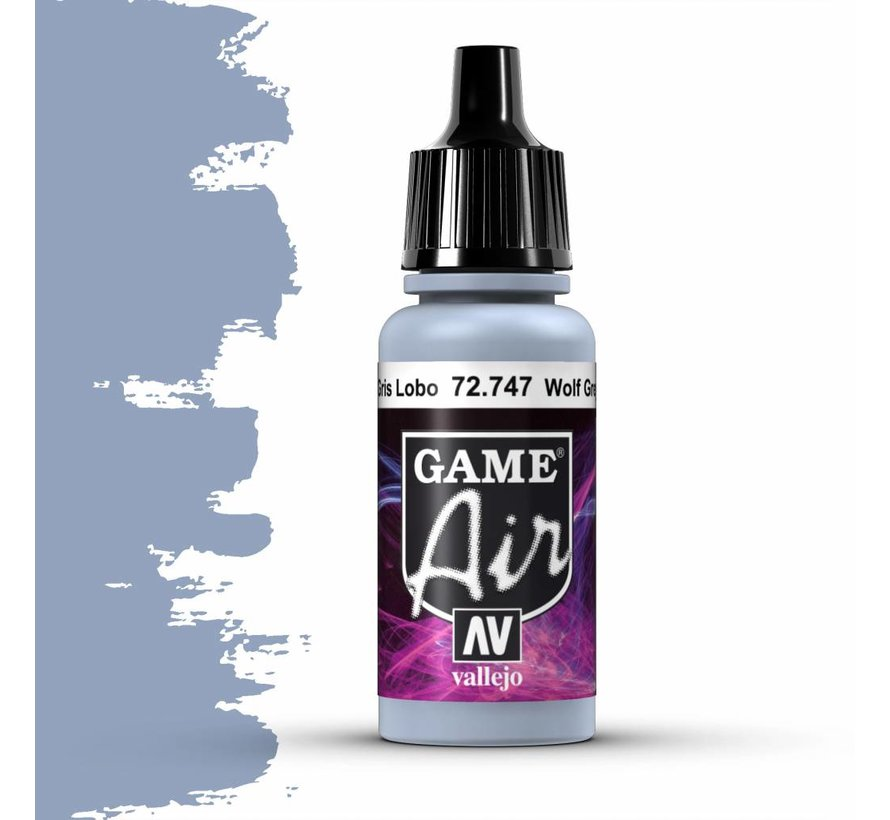Game Air Wolf Grey - 17ml - 72747