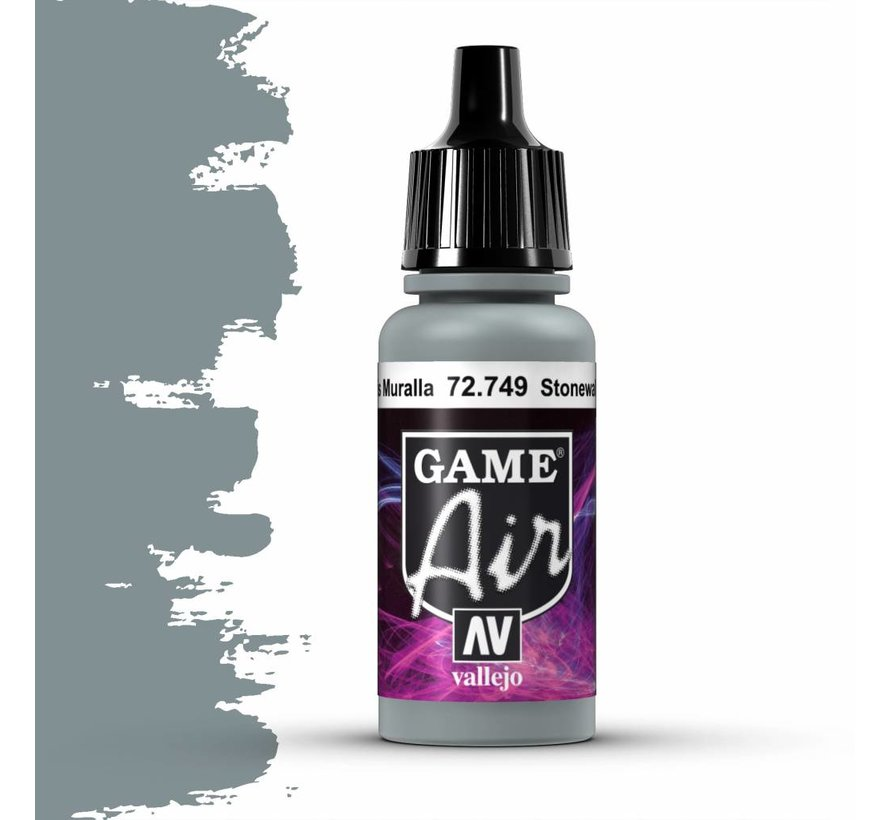 Game Air Stonewall Grey - 17ml - 72749