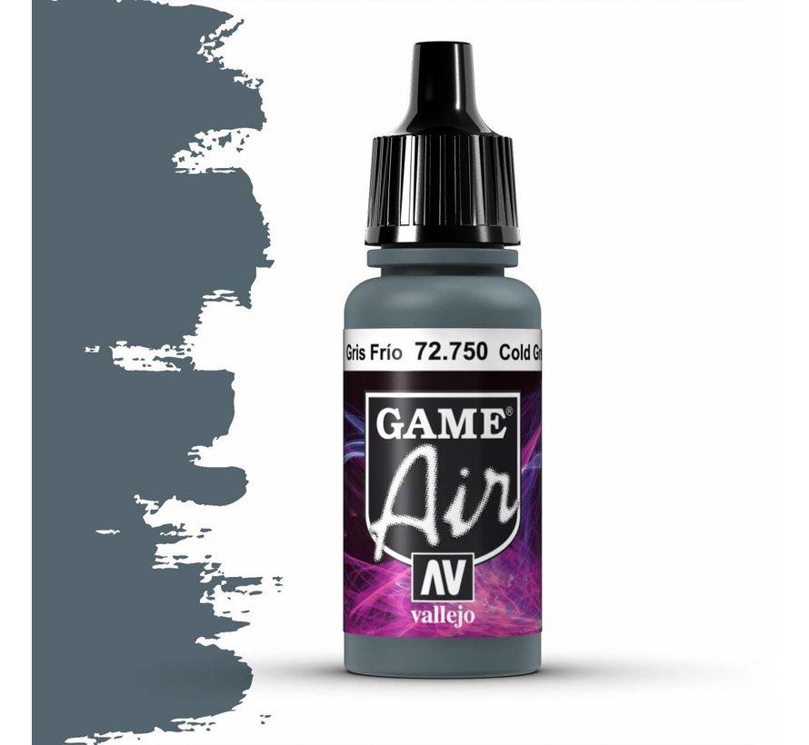 Game Air Cold Grey - 17ml - 72750