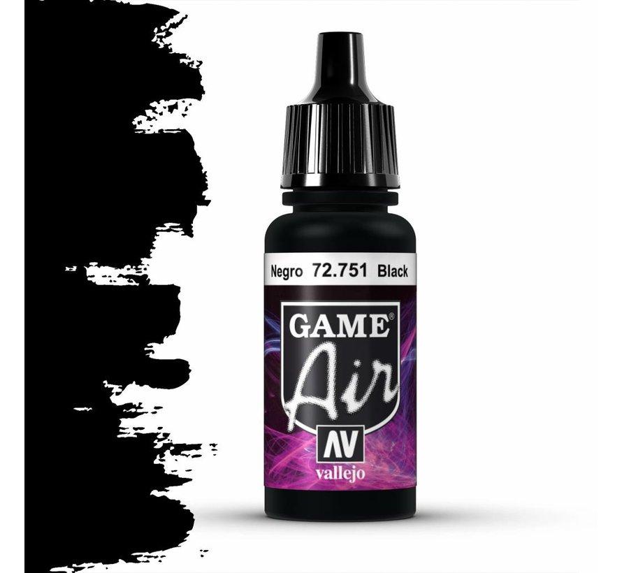 Game Air Black - 17ml - 72751