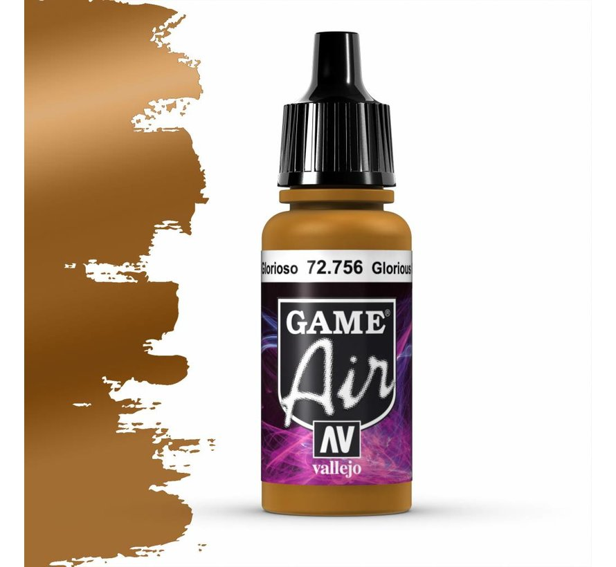 Game Air Glorious Gold - 17ml - 72756