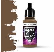 Vallejo Game Air Earth - 17ml - 72762