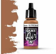 Vallejo Game Air Burned Flesh - 17ml - 72770
