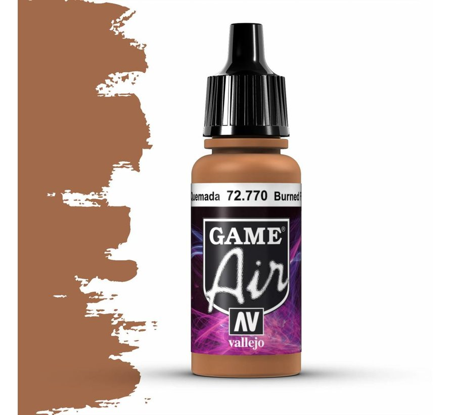 Game Air Burned Flesh - 17ml - 72770