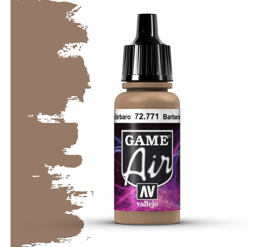 Game Air Barbarian Flesh - 17ml - 72771