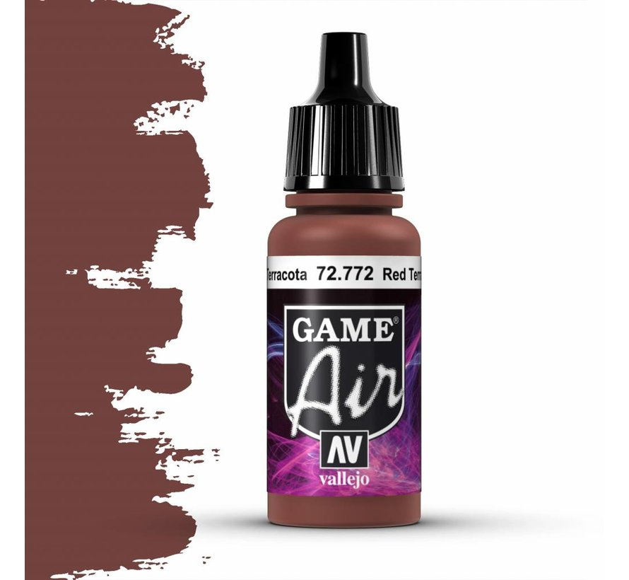 Game Air Red Terracotta - 17ml - 72772