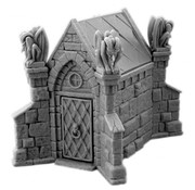 Mini Monsters Mausoleum - MM-0027
