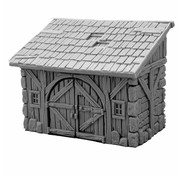 Mini Monsters Small Storehouse - MM-44