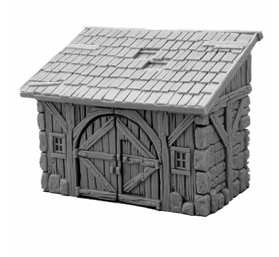 Small Storehouse - MM-0066