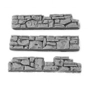 Mini Monsters Stone Walls set 2 - 3st - MM-31