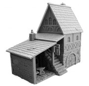 Mini Monsters Blacksmith House - MM-24