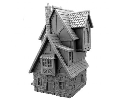 Mini Monsters Merchant's House - MM-03