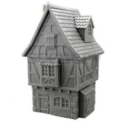 Mini Monsters Townhouse - MM-0056