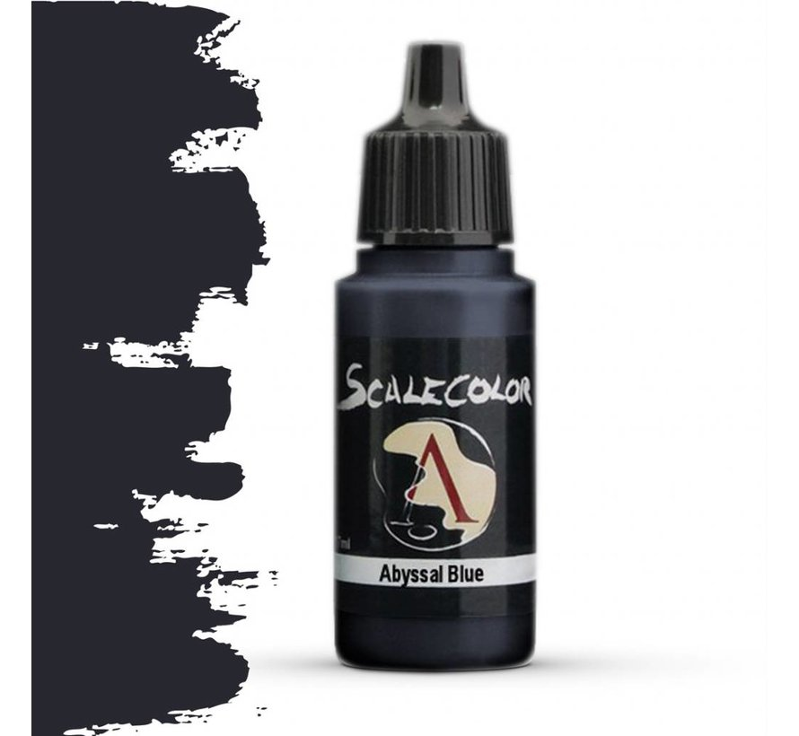 Scalecolor Abyssal Blue - 17ml - SC-08