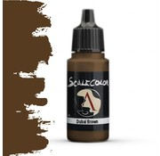 Scale 75 Scalecolor Dubai Brown - 17ml - SC-13