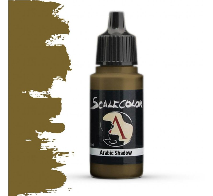 Scalecolor Arabic Shadow - 17ml - SC-22