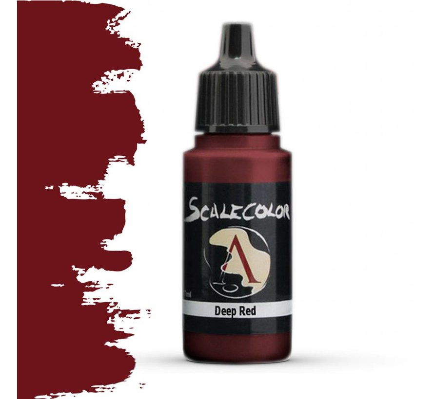 Scalecolor Deep Red - 17ml - SC-35