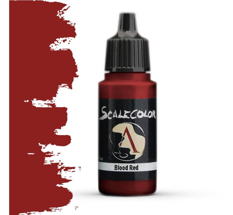 Scalecolor Blood Red - 17ml - SC-36
