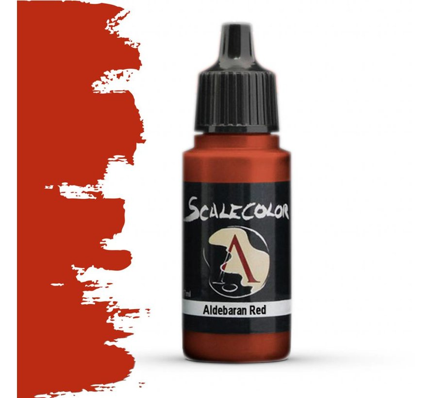 Scalecolor Aldebaran Red - 17ml - SC-38