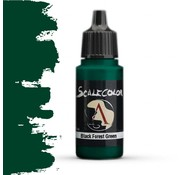 Scale 75 Scalecolor Black Forest Green - 17ml - SC-41