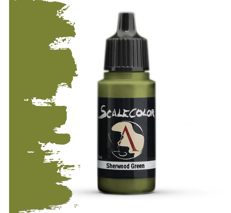 Scalecolor Sherwood Green - 17ml - SC-44