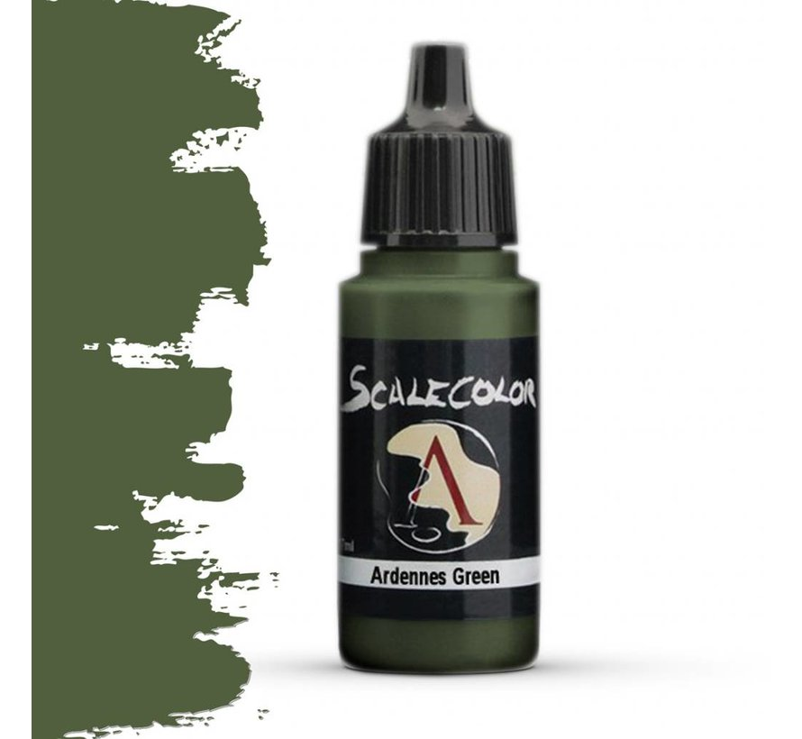 Scalecolor Ardenes Green - 17ml - SC-45