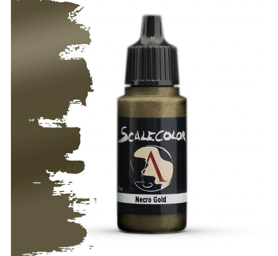 Scalecolor Necro Gold - 17ml - SC-71