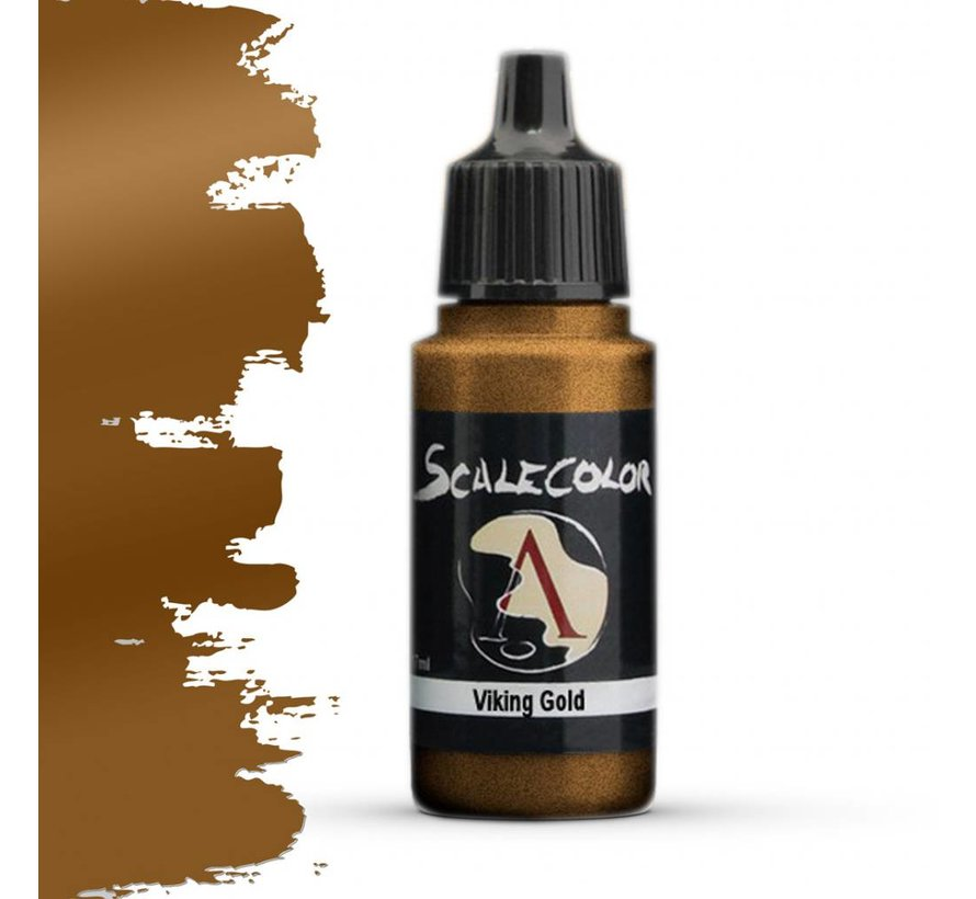 Scalecolor Viking Gold - 17ml - SC-72