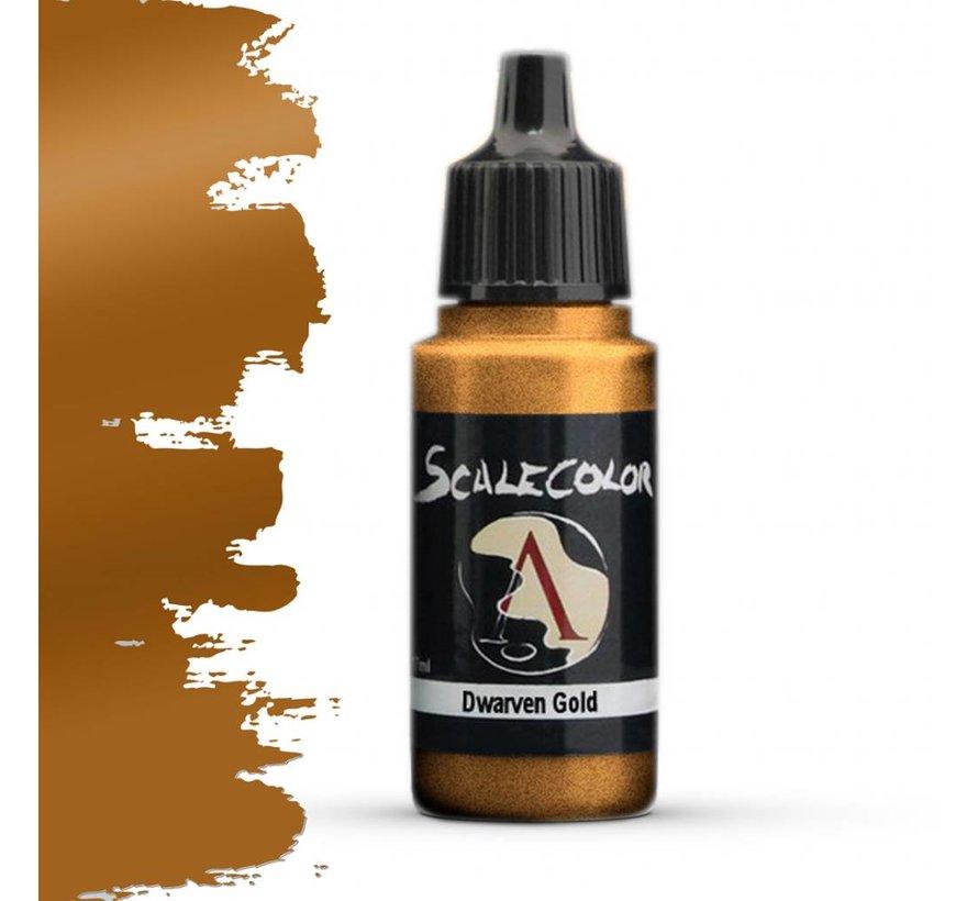 Scalecolor Dwarven Gold - 17ml - SC-73