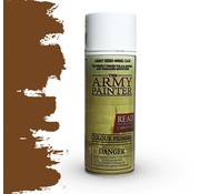 The Army Painter Leather Brown - Colour Primer - CP3004