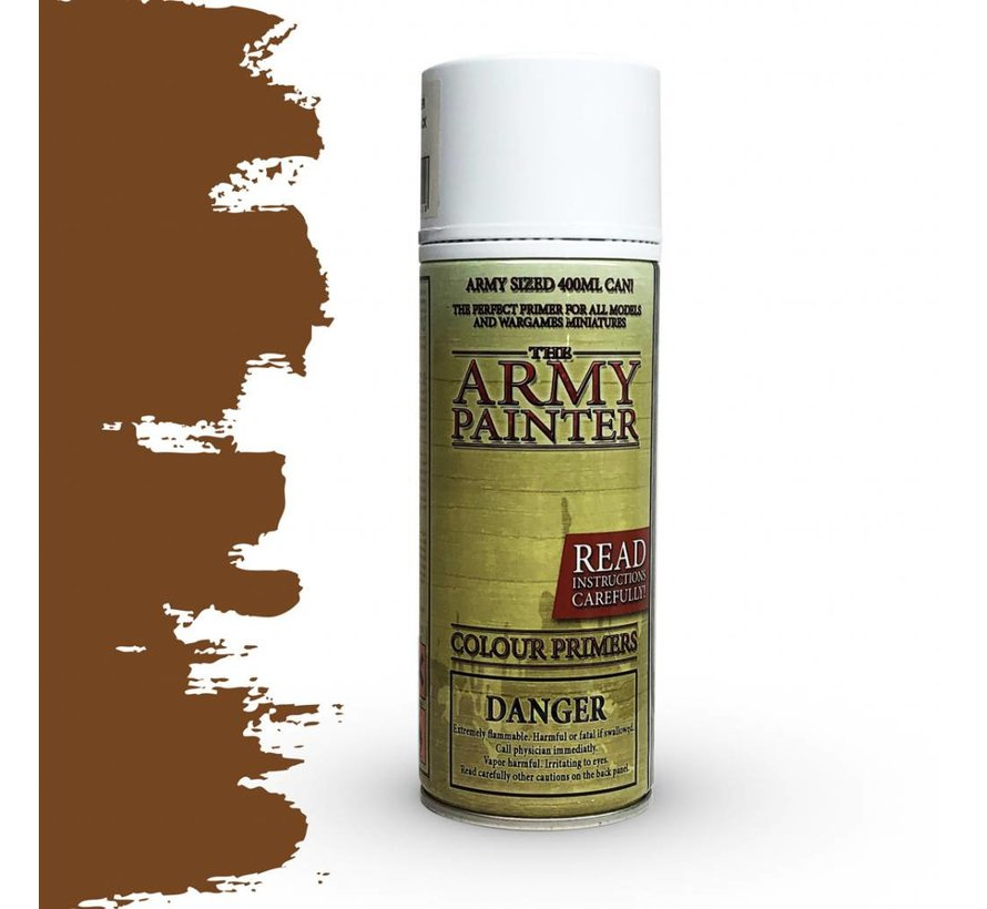 Leather Brown - Colour Primer - CP3004
