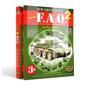 AK interactive AFV Painting Techniques F.A.Q. 2 Limited Edition - English - 320pag - AK-038