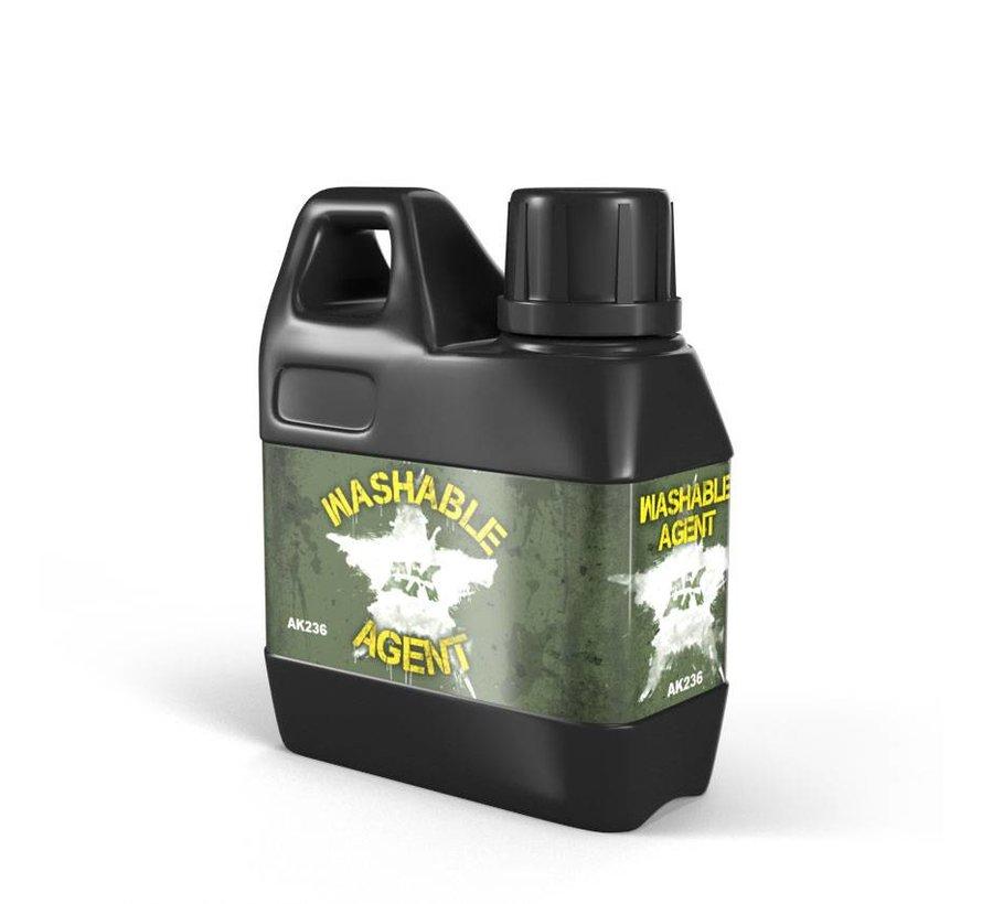 Washable Agent - 100ml - AK236